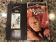 THE MUMMY'S GHOST VHS! 1944 Horror! The Wolf Man House Of Dracula