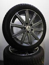 "4 pneus hiver 225 45 r17 MERCEDES SLK-Classe w172 17"" Jantes Alu Hiver Roues"