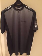 DKNY Vintage Grey Techno Cycling Top Perfect Condition Unworn Size XL