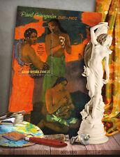 Guinea-Bissau 2016 Gomma integra, non linguellato POL Gogen 1v S/S Maternità Nude dipinti FRANCOBOLLI
