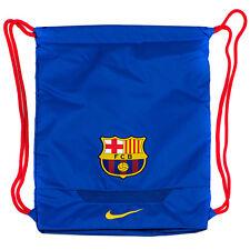 Nike Allegiance Barcelona Unisex Gym Sack Shoe Bag Blue/Red/Yellow BA5289-480