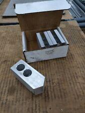 Us Shop Tools H3 8200ap 3 Piece Lathe Aluminum Soft Jaws 2 Of 4