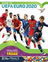 Panini Road to Uefa Euro 2020 Sticker Album (NEW - EMPTY)