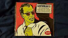 LEKTROLUV 5 - WITH KONTRIBUTION BY... CD DIGIPACK EDITION