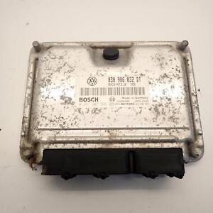 VW Polo Engine Ecu 030906032DT 6N2 1.4 Mpi 5door  Ref.953