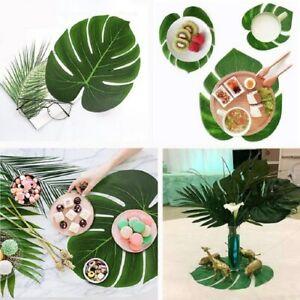 Leaf Placemat Non-slip Shape Hollow Insulation Plastic Table Pads Mat Coaster