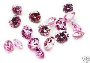 EDIBLE PALE PINK DIAMONDS GEMS AND JEWELS CAKE DECORATIONS