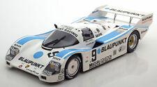 Norev Porsche 962 C 1000km Nurburgring Blaupunkt #9 1/18 Scale LE of 1000 New!