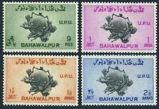 Pakistan Bahawalpur 26-29,MNH.Michel 26-29. UPU-75,1949