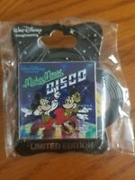 D23 Expo 2019 Minnie Mickey Mouse Disco Vinyl Slider Pin Disney WDI MOG LE 500