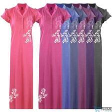 Ladies Full Length Floral Nightwear for Women