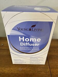 YOUNG LIVING ROSE HOME DIFFUSER - PURPLE - NEW - UNOPENED