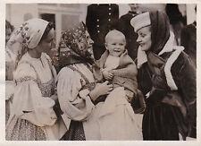 Marlene Dietrich tournage en Angleterre Original Vintage 1936