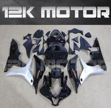 HONDA CBR600RR CBR 600 F5 2007 2008 Fairings Set Fairing Kit Bodywork Black 17