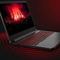 """NEW Acer NITRO 7 15.6"""" FHD Intel i7-9750 4.5GHz 256GB SSD 8GB RAM GTX1050 Gaming"""