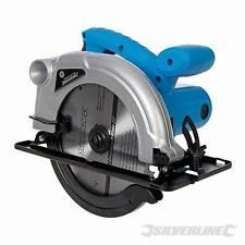 Alto Rendimiento Bricolaje 1200W Sierra circular 185mm carburo de tungsteno