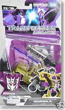 Used Takara Tomy Transformers Animated TA-36 Swindle PAINTED
