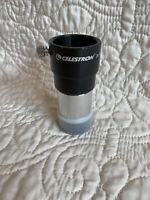 Celestron 2x Barlow Fully Multi-Coated Telescope Eyepiece Lens