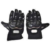 Une paire Gants Complet Protection moto velo pour femme homme WT