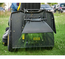 More details for genuine john deere ride on mower rear grass deflector bm22196 x300r x305r