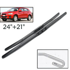 Front Window Windshield Wiper Blades Fit For Mitsubishi Outlander Sport RVR ASX