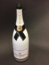 Moët Chandon Ice Imperial Magnum 1,5l Champagne Bottle Empty Decorative Shisha LAMP
