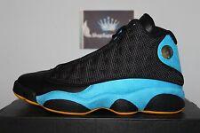 Nike Air Jordan 13 Retro CP3 PE Black/Sunstone-Orion Blue 823902-015 Men's US 9