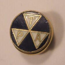 rho tau alpha pta Vintage Screw Back Lapel Pin fraternity sorority pledge gift