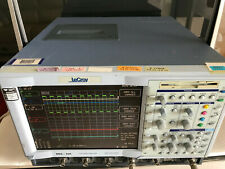 LeCroy DDA-260 Disk Drive Analyzer 4CH 2Ghz Digital Oscilloscope loaded options
