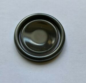 BLACK CHROME TAILGATE BOOT RELEASE BUTTON COVER SURROUND FITS RANGE ROVER SPORT