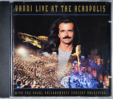 Live at the Acropolis by Yanni [Canada - Private Music/BMG - 1994] - MINT