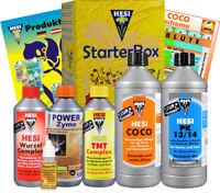 HESI Dünger-Set Starter-Kit Coco Kokos Einsteiger-Kit Komplettset Cocos