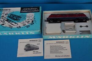 Marklin 3921 DB Diesel locomotive Br V 200 Green vers. 5 of 1962