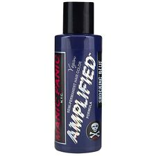 Manic Panic Amplified Semi Permanent Hair Color 118 mL Shocking Blue