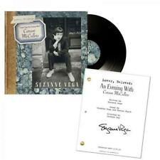 Suzanne Vega Lover, Beloved Carson Mc Cullers New LP and Signed Script Pre-order