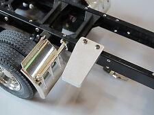 Tamiya RC 1/14 King Hauler Semi Custom Aluminum Frame Rail side step cover Plate