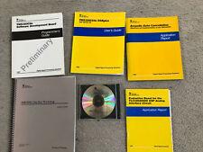 Texas Instruments Ti Tms320C80x 5402Dsk workshop Dsp Development books lot