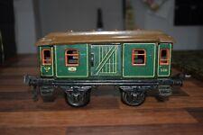 GAUGE 1 fits CARRETTE BASSETTE LOWKE doll co dc bing bowman clockwork mail goods