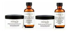 2- Philosophy Miracle Worker Miraculous Anti-Aging Retinoid Solution and 60 Pads