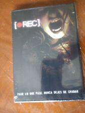 REC DVD REGION 1&4 SPANISH MANUELA VELASCO MEXICAN EDITION