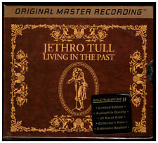 Audiophile MFSL 2 GOLD CD 708 Jethro Tull - Living In The Past SEALED