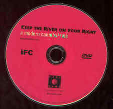 Keep The River On Your Right DVD A Modern Cannibal Tale
