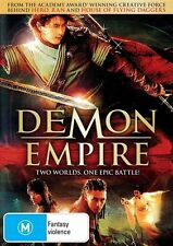 Demon Empire (DVD, 2012) PAL 4 PRE-OWNED