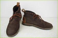 Chaussures montantes CHEVIGNON Daim Marron T 41 TBE