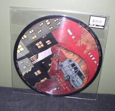 "The Get Up Kids ""On A Wire"" Pic Disc LP OOP Jimmy Eat World Promise Ring Braid"
