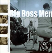BIG BOSS MEN ROAD TO THE BLUE-JIMMY REED-EARL HOOKER-LIGHTHIN' HOPKINS (NEW CD)