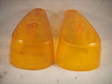 VW Beetle Frt Turn Signal Lens pair 1970-1979 lenses (2), Also Super Beetle's