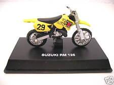 Schuco Suzuki RM 125 Moto Cross SX, 1:3 2 #29