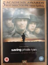 Saving Private Ryan (DVD, 2000) TOM HANKS  Region 2