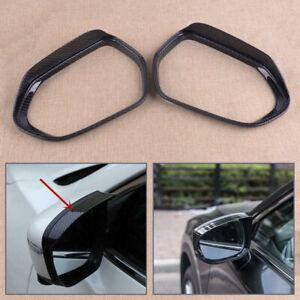 Rear View Side Mirror Rain Board Sun Visor Shade Shield fit for Toyota Corolla